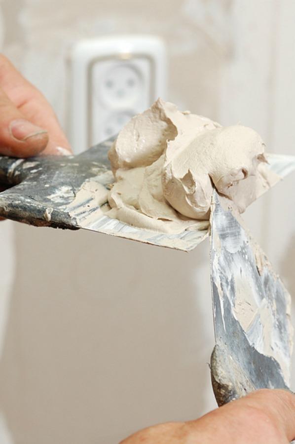 drywall repair material